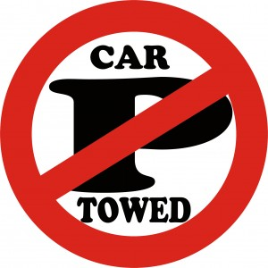 Car Towed LOGO